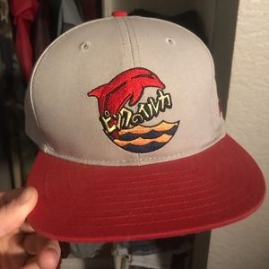 Pink Dolphin brand classic hat